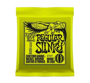 euromusica_Encordoamento 2221 - Ernie Ball