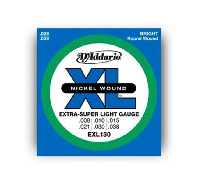 euromusica_Encordoamento EXL-130 - Daddario