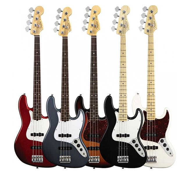 euromusica_Fender - American Standart Jazz