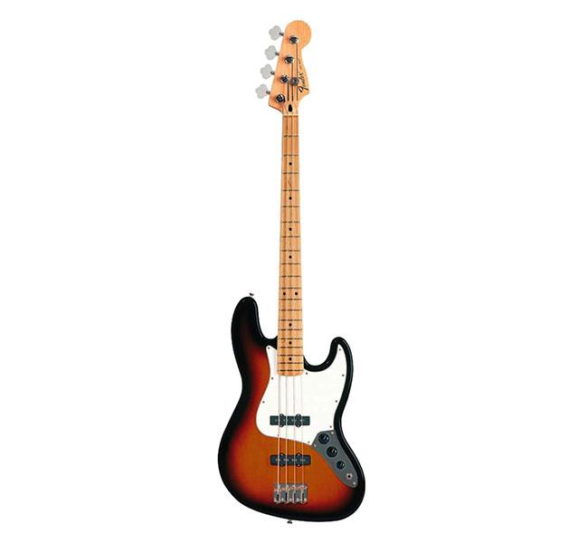 euromusica_Fender - Electrico Jazz MN BSB