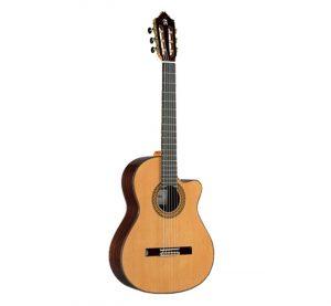 euromusica_Guitarra Clássica Mod. 5P CT - Alhambra