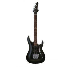 euromusica_Guitarra Elétrica MAC 40 BK - Aria