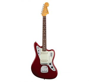 euromusica_Guitarra Elétrica Player Jaguar® Special - Candy Apple Red - Fender