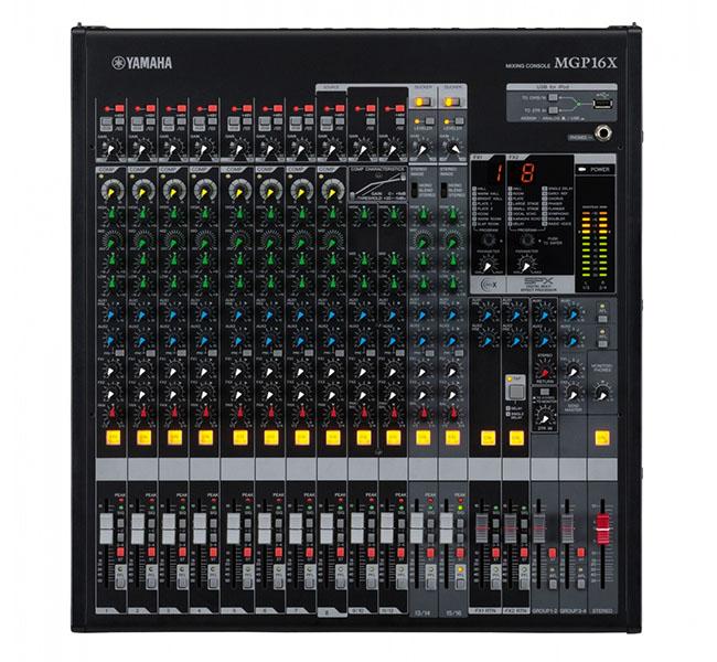 euromusica_Mesa Mistura MGP16X - Yamaha