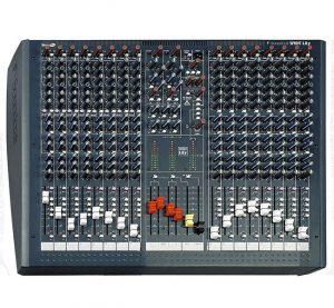 euromusica_Mesa de Mistura Spirit LX7 - Soundcraft