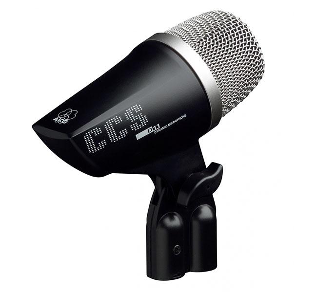 euromusica_Microfone D-11 - AKG