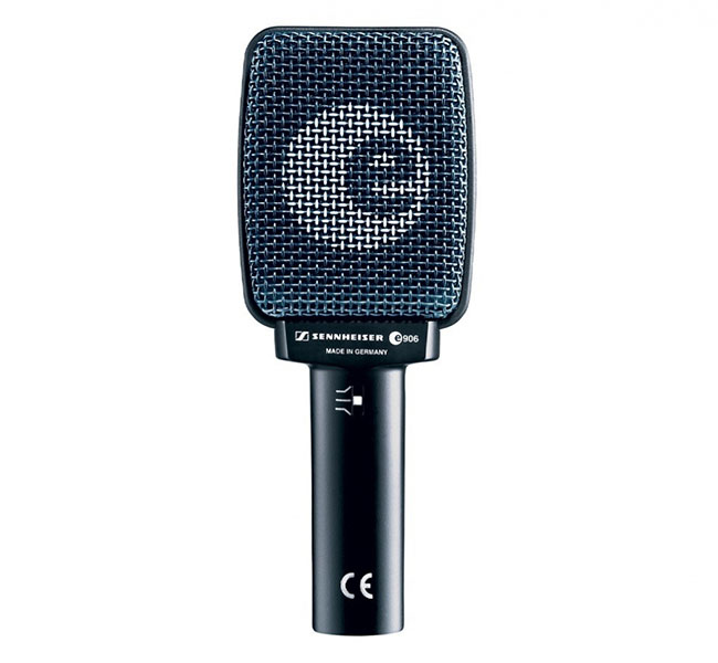 euromusica_Microfone E-906 - Sennheiser