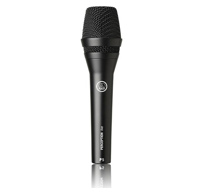 euromusica_Microfone Perception P5S - AKG