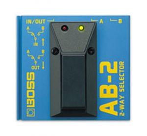 euromusica_Pedal AB-2 - Boss