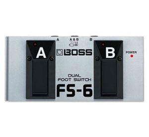 euromusica_Pedal FS6 - Boss