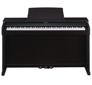 euromusica_Piano Digital HP-201 RW - Roland