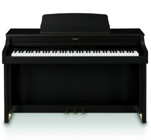 euromusica_Piano Digital HP-204 RW - Roland