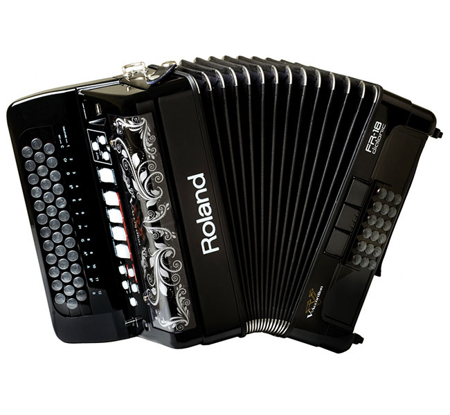 euromusica_Roland - FR18D BK