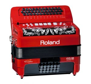 euromusica_Roland - FR18D RD