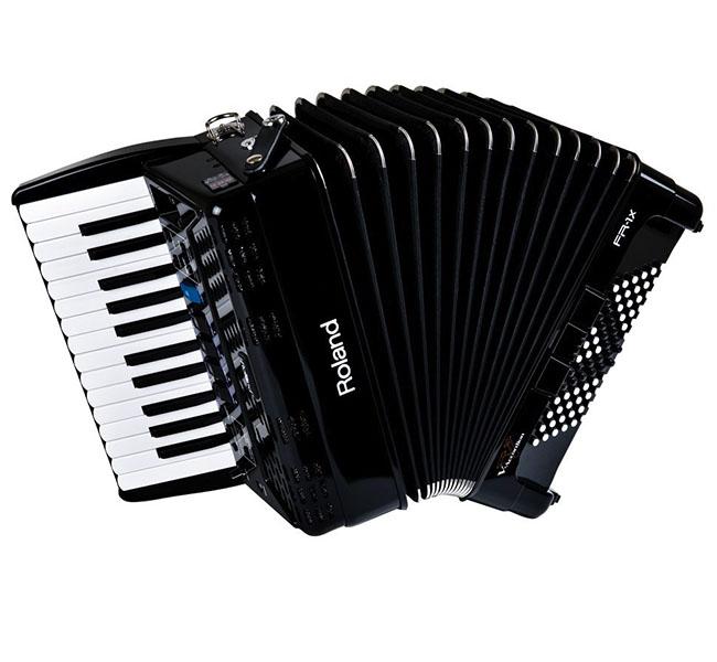 euromusica_Roland - FR1X Teclas Negro
