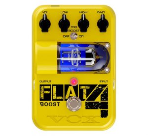 euromusica_Vox - Pedal Flat 4 Boost